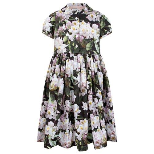 Платье Molo размер 98-104, зелeный, Платья и сарафаны  - купить со скидкой