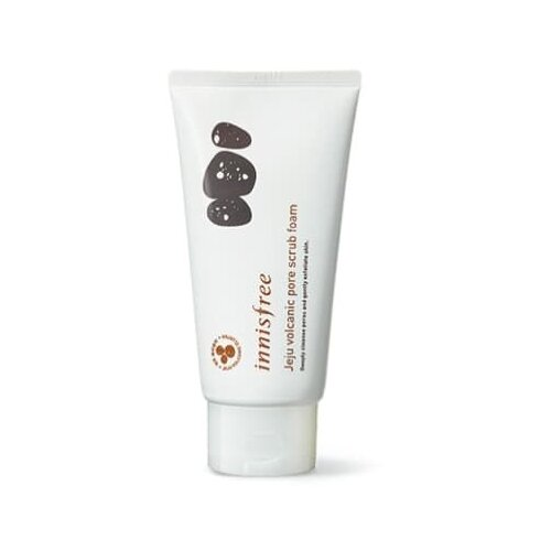 INNISFREE Пенка для умывания Jeju volcanic pore cleansing foam, 300мл innisfree pore clearing clay mask 2x with super volcanic clusters™