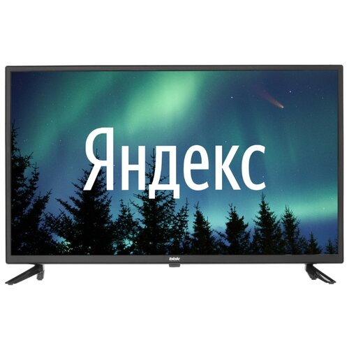 "Телевизор BBK 32LEX-7254/TS2C 32"" (2020) на платформе Яндекс.ТВ, черный"