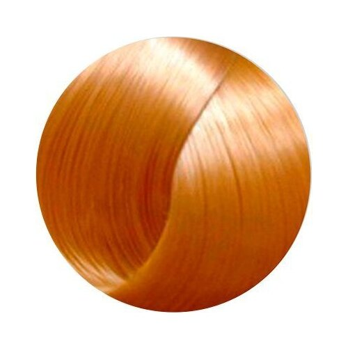 Фото - OLLIN Professional Color перманентная крем-краска для волос, 10/43 светлый блондин медно-золотистый, 100 мл ollin professional color перманентная крем краска для волос 10 0 светлый блондин 100 мл