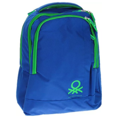 Фото - Рюкзак Benetton laptop backpack blue goran krpan successful implementation of crm in sales departments