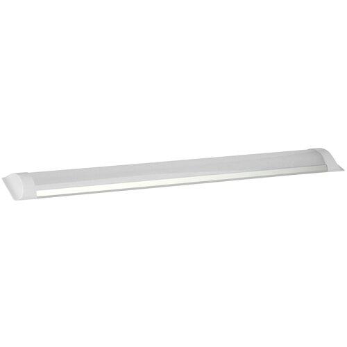Светодиодный светильник ЭРА SPO-5-40-4K-M, 120 х 7.5 см светодиодный светильник citilux cl917000 25 5 х 25 5 см