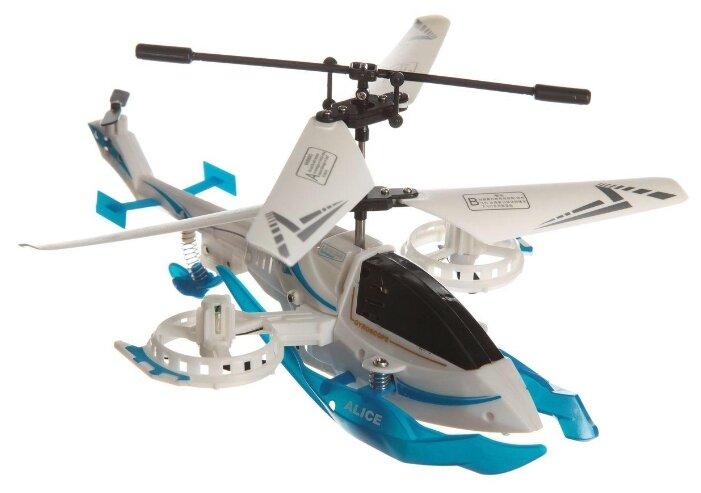 Вертолет Vitality High Speed (H26A) голубой фото 1