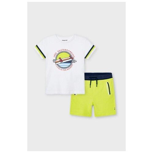 Купить Комплект одежды Mayoral размер 128, мультиколор, Комплекты и форма