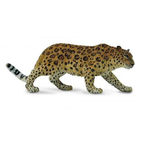 Фигурка Collecta Амурский леопард 88708, 5 см