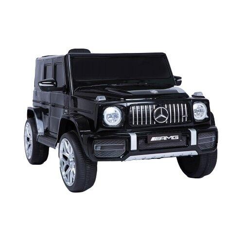Купить RiverToys Автомобиль Mercedes-Benz G63 T999TT, black, Электромобили
