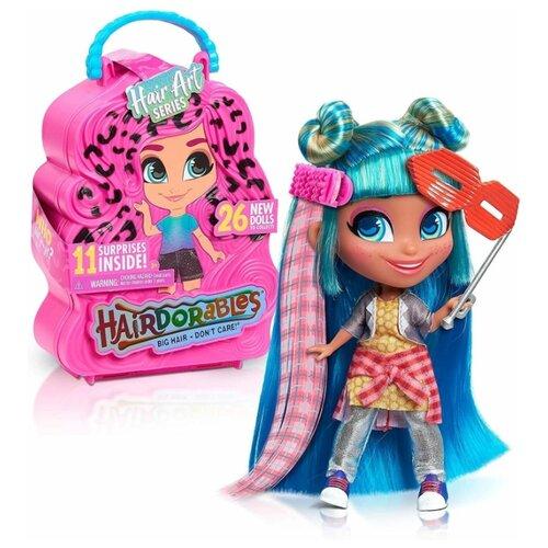 Кукла Hairdorables Hair Art 5 серия