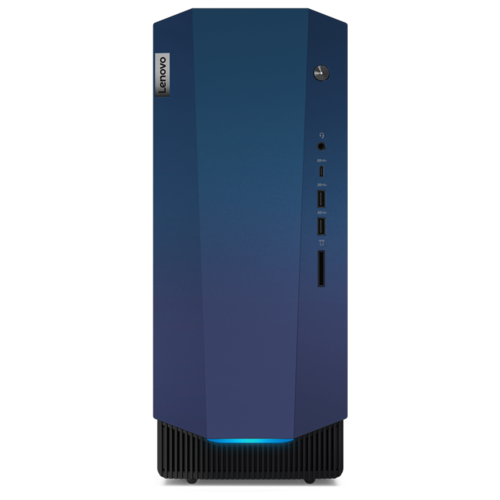 Настольный компьютер Lenovo IdeaCentre G5 14IMB05 (90N900A5RS) Intel Core i5-10400/16 ГБ/256 ГБ SSD/NVIDIA GeForce GTX 1660 SUPER/Windows 10 Home raven black
