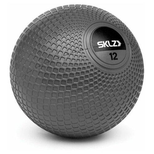 Мяч с утяжелением тренировочный SKLS Medball 12