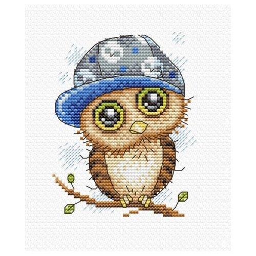 Купить Жар-птица Набор для вышивания Модный птенчик 11 х 9 см (М-285), Наборы для вышивания