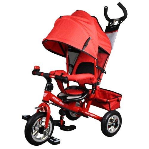 Купить Трехколесный велосипед Street trike A22-1, красный, Трехколесные велосипеды