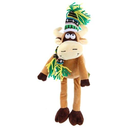 Мягкая игрушка Корова Lapa House 115575 15см.