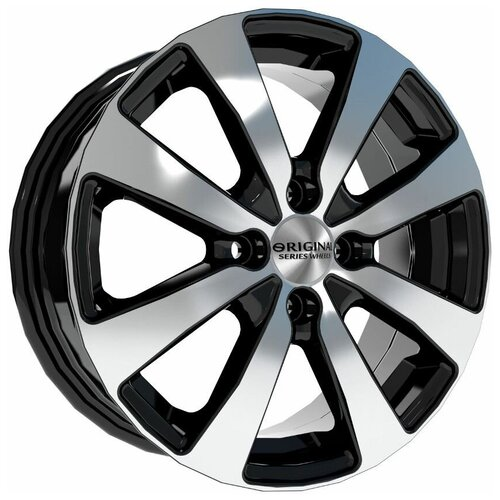 Фото - Колесный диск SKAD KL-261 6х15/4х100 D54.1 ET48, алмаз колесный диск tech line 544 6х15 5х105 d56 6 et39 7 2 кг s