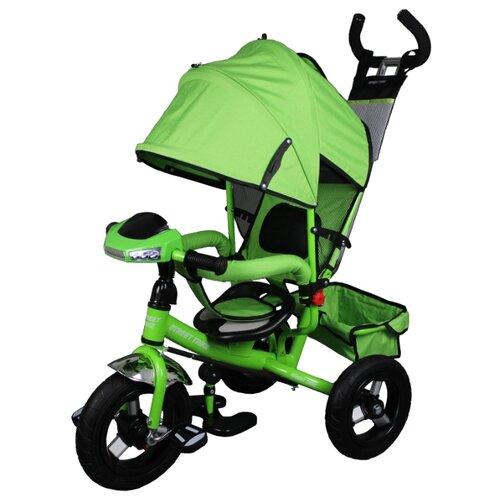 Купить Трехколесный велосипед Street trike A22-1D, зеленый, Трехколесные велосипеды