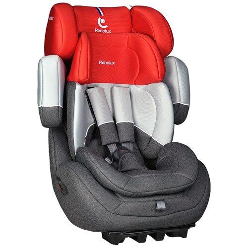 Автокресло группа 1/2/3 (9-36 кг) Renolux Step 1-2-3, smart red группа 1 2 3 от 9 до 36 кг concord vario xt 5