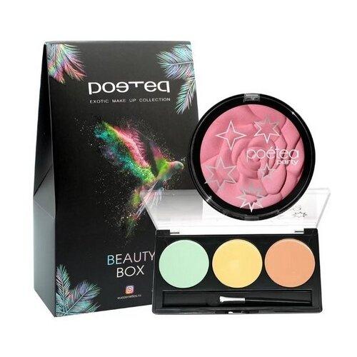 Poetea Набор для макияжа Beauty box №9520