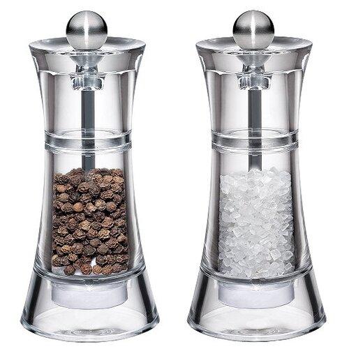 Набор мельниц для перца и соли TOLEDO KÜCHENPROFI арт. 3044216600 joseph joseph набор мельниц для соли и перца milltop 95036 серый