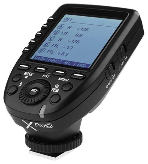Синхронизатор Godox Xpro-C TTL фото 1