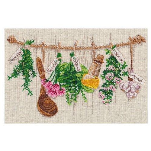 Овен Набор для вышивания Душистые травы 34 х 22 см (1079)