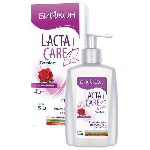Биокон Гель для интимной гигиены Lacta Care comfort, 290 г