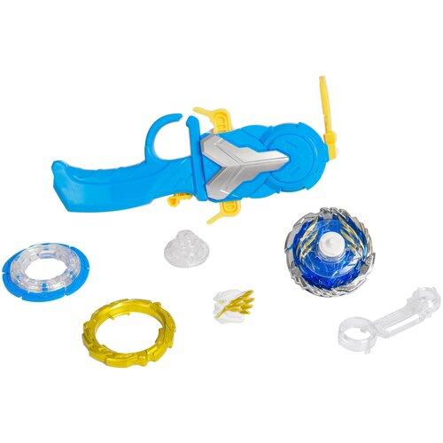 Игровой набор Alpha Toys Infinity Nado Deluxe Ares Wings 37703 игровой набор alpha toys infinity nado thunder pegasus 37696