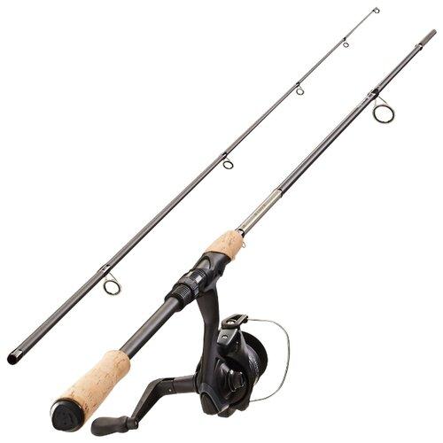 Комплект из удилища + катушки для ловли хищной рыбы Wixom-1 240 mh CAPERLAN X Декатлон