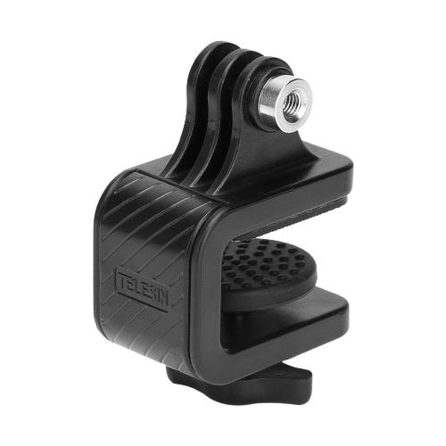 Фото - Крепление на доску Telesin GP-HBM-HB6 черный telesin защелка с двумя креплениями для камер и аксессуаров черный