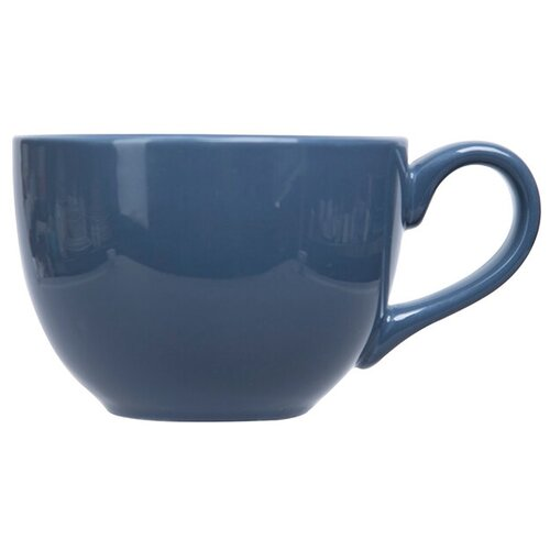 ЧАШКА чайная 150мл 75х60мм синяя