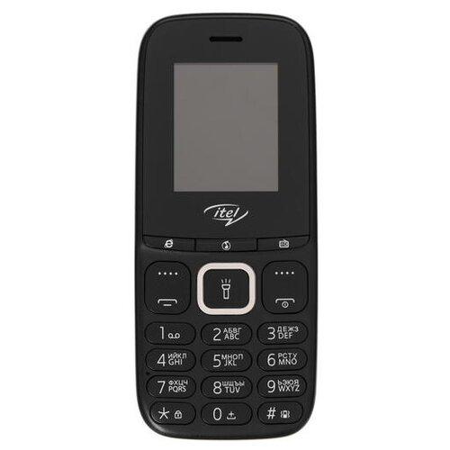 Телефон Itel it2173 черный
