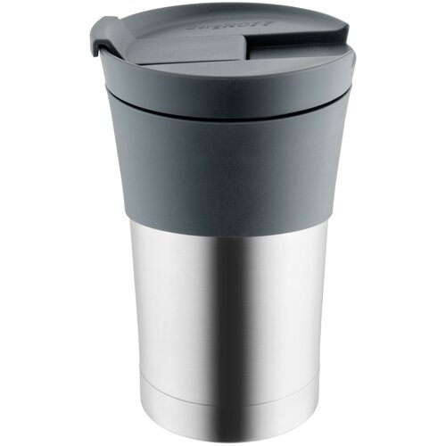 Термокружка BergHOFF Travel mug Essentials, 0.33 л серый