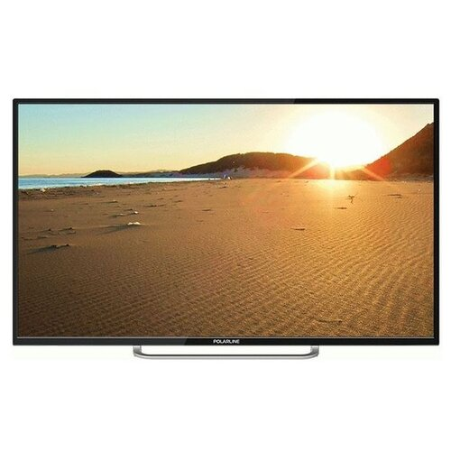 Фото - Телевизор Polarline 42PL11TC-SM 42, черный led телевизор polarline 32pl51stc sm
