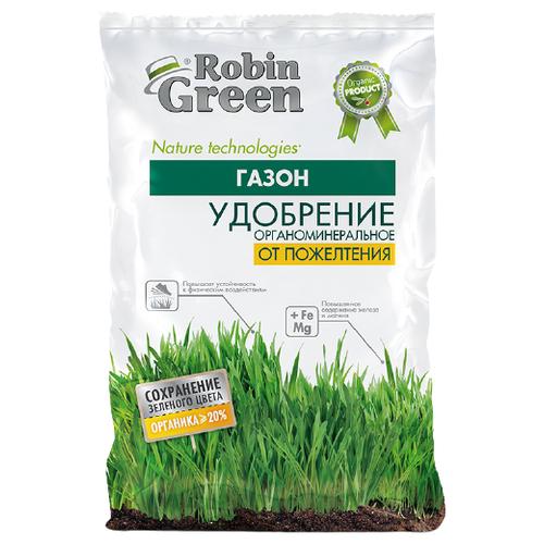 Удобрение Robin Green Газон. От пожелтения, 2.5 кг удобрение robin green лето осень 5 кг