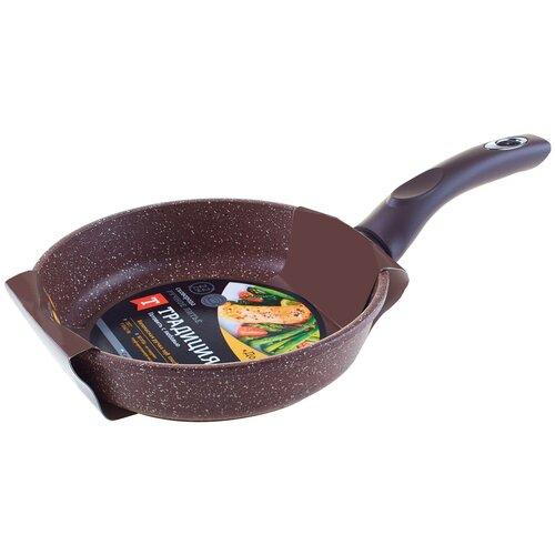Сковорода Традиция Доломит литая 22 см