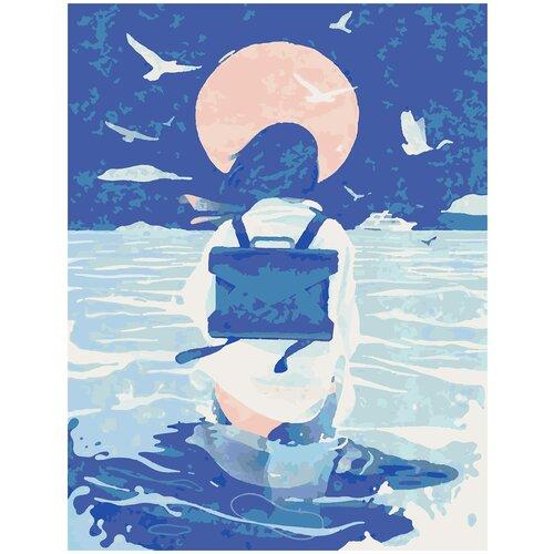 Купить Картина по номерам Мир, 80 х 100 см, Красиво Красим, Картины по номерам и контурам