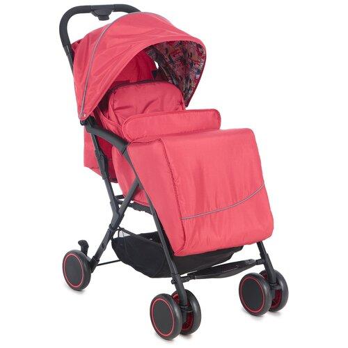 Купить Прогулочная коляска McCan Iris, бордовый, Коляски