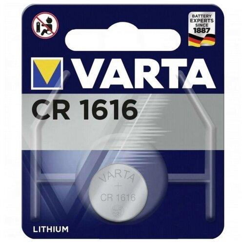 Фото - Элемент питания Varta CR1616 Lithium 3V (1 шт) элемент питания gp high voltage 476a 6v 1 шт