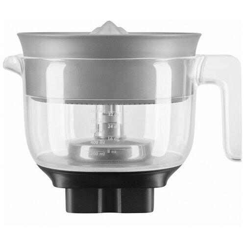 Соковыжималка для цитрусовых для блендера KitchenAid Artisan K400, 1 л, 5KSB1CPA стакан для блендера с электромагнитным приводом artisan поликарбонат 1 75 л с крышкой 5ksbspj kitchenaid