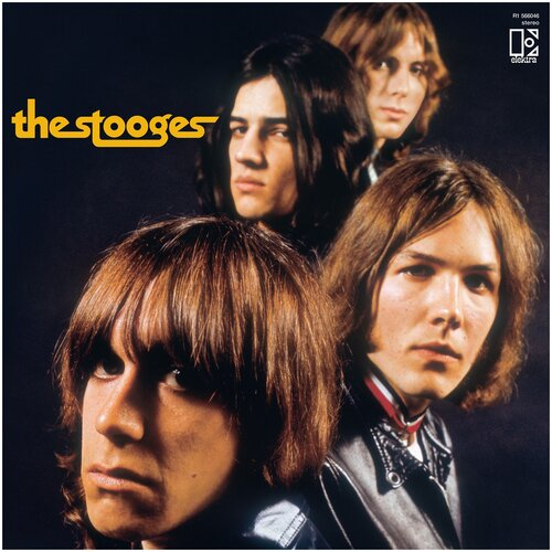 The Stooges. The Stooges. Coloured Vinyl