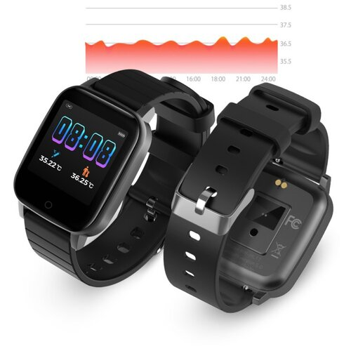 Смарт-часы BlitzWolf BW-HL1T - Черные