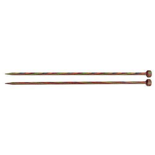 Купить Спицы Knit Pro Symfonie 20218, диаметр 4.5 мм, длина 35 см, разноцветный