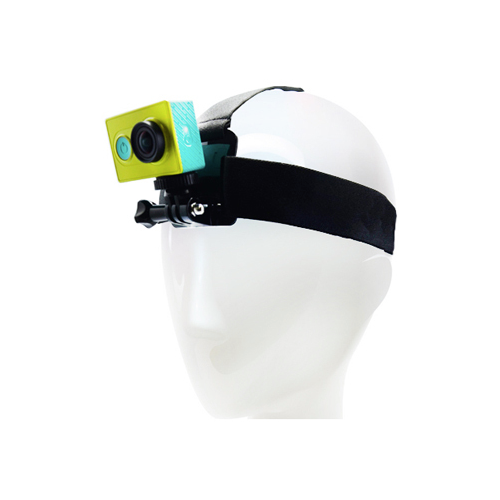 Xiaomi Mi Yi Cam Headband Black