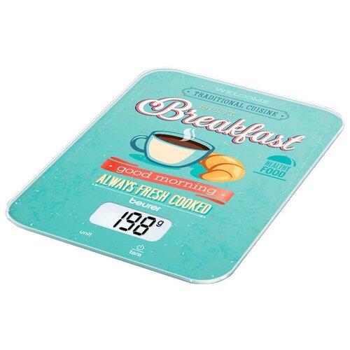 Фото - Кухонные весы Beurer KS 19 breakfast кухонные весы beurer ks 51