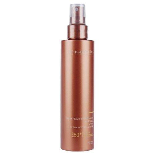 Купить Academie Bronzecran солнцезащитный спрей для чувствительной кожи SPF 50 150 мл