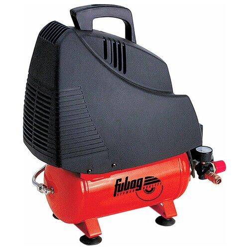 Фото - Компрессор безмасляный Fubag OL 195/6 CM1,5, 6 л, 1.1 кВт компрессор безмасляный fubag paint master kit 6 л 1 1 квт