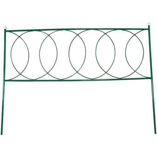 Забор декоративный металлический