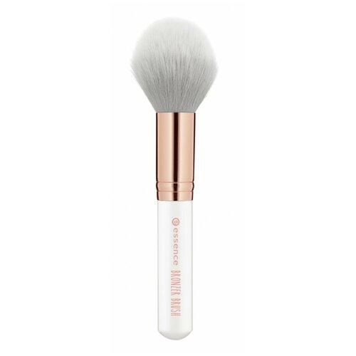Кисть Essence Bronzer brush, для лица белый кисть для бронзера retractable bronzer brush