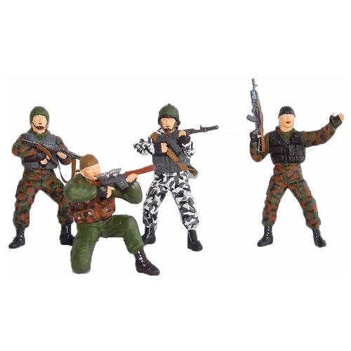Купить Сборная модель ZVEZDA Российский спецназ (набор № 1) (3561) 1:35, Сборные модели