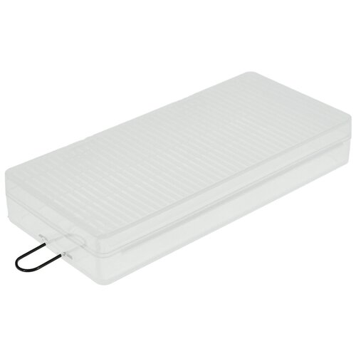 Фото - Бокс для хранения батареек SOSHINE бокс SBC-022 для AA*8шт бокс modular box aqquatix afo 0127