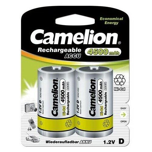 Фото - Аккумулятор бытовой Camelion R20 D BL2 NI-CD 4500mAh 2 шт way ahead 2 pupil s book cd rom