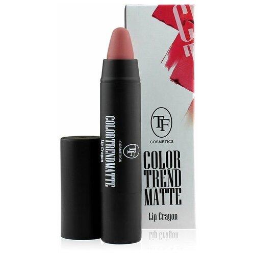 Купить TF Cosmetics помада-карандаш для губ Color Trend Matte матовая, оттенок 203